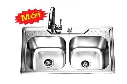 Chậu rửa inox Picenza PZ 8348