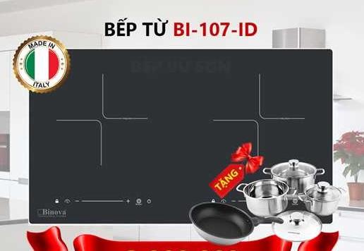 Bếp từ Binova BI-107-ID