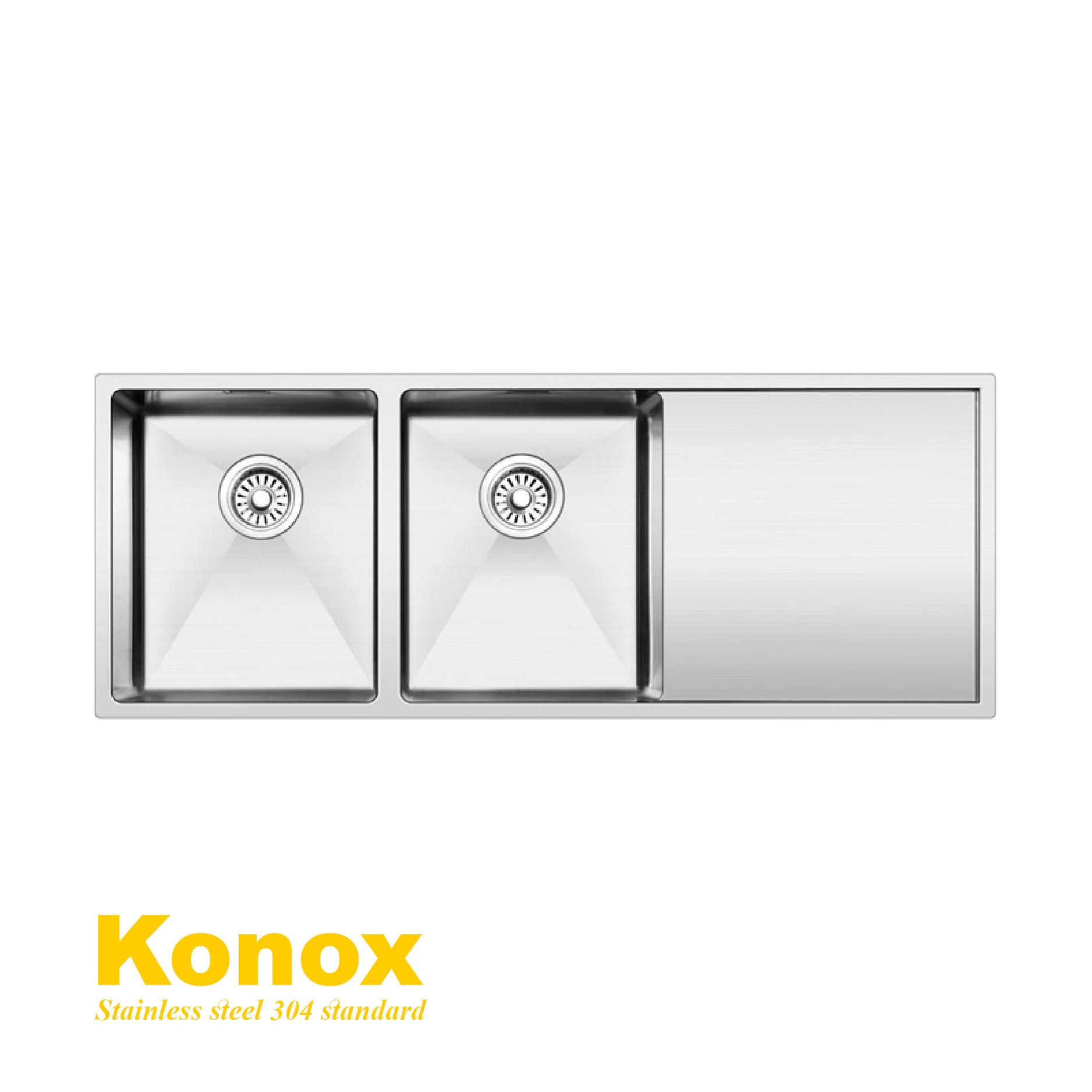 Chậu rửa bát Konox KN1050DDU