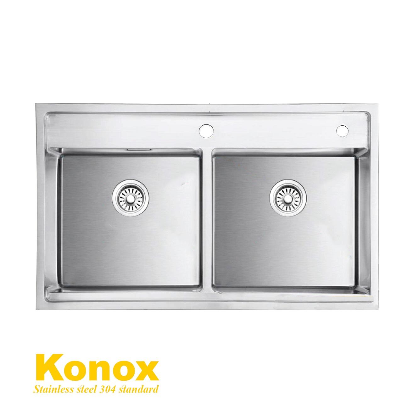 Chậu rửa bát Konox KN8248TD