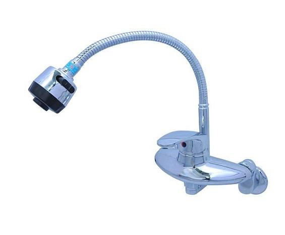Vòi rửa bát gắn tường CV02