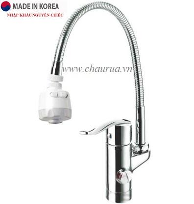 Vòi rửa bát nóng lạnh Deashin DSS 3124