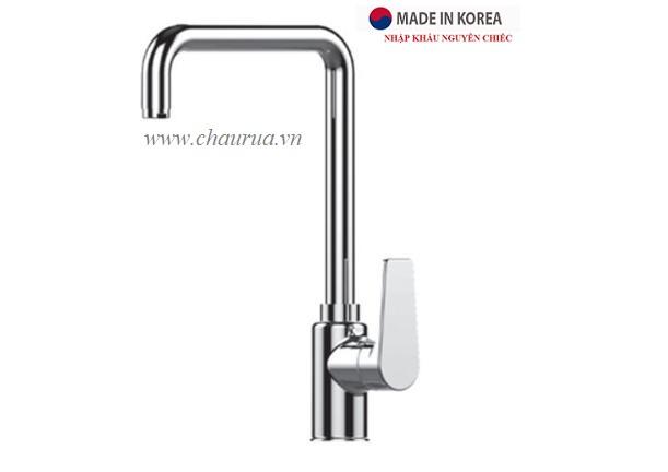 Vòi rửa bát nóng lạnh Deashin KFS 3007