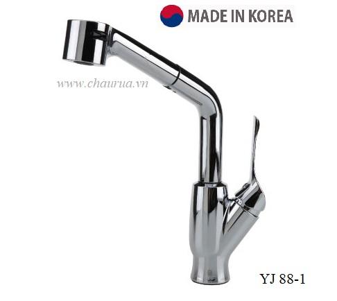 Vòi rửa bát nóng lạnh Sobisung YJ 88-1 (Vòi rút)