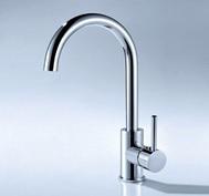 Vòi rửa bát nóng lạnh Kobesi 501