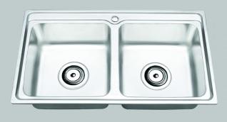 Chậu rửa bát Picenza PZ304 8045