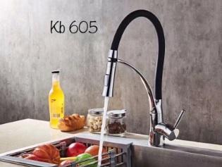 Vòi rửa bát nóng lạnh Kobesi 605