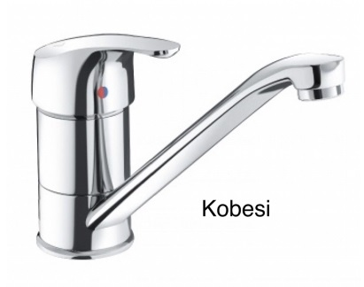 Vòi rửa bát nóng lạnh Kobesi 909