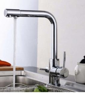 Vòi rửa bát Kobesi KB 3008 Ro (3 đường nước)