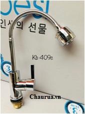 Vòi rửa bát nóng lạnh Kobesi 409c