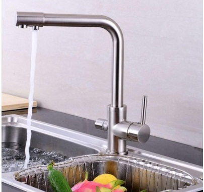 Vòi rửa bát Kobesi KB 3009 Ro (3 đường nước)