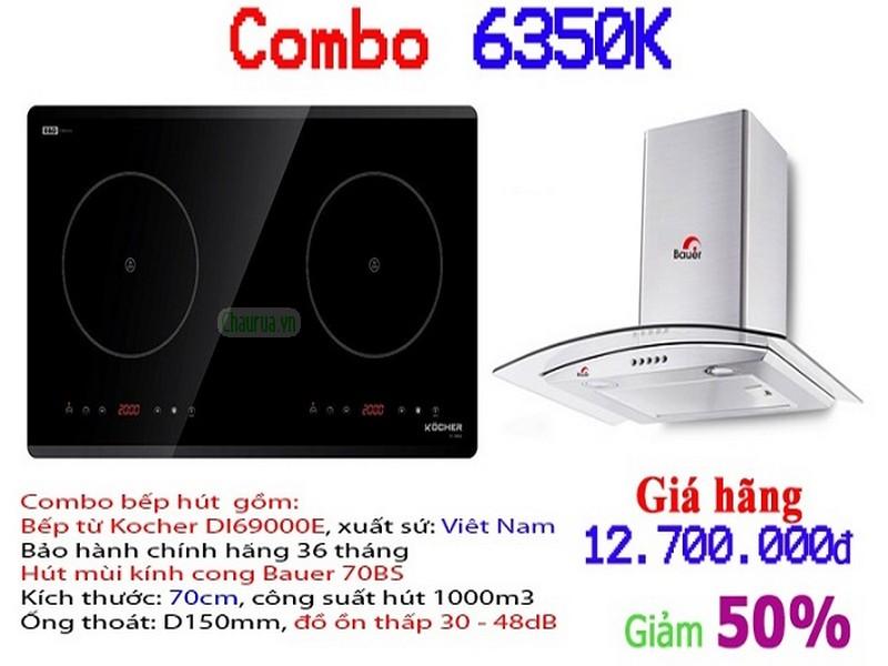 Combo 6350k