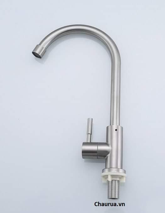 Vòi rửa bát lạnh KENZOL C120