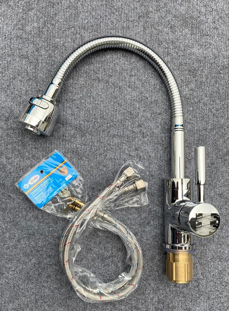 Vòi rửa bát nóng lạnh Kenzol M2020.1