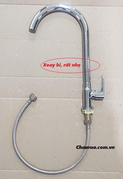Vòi lạnh Kenzol C120B